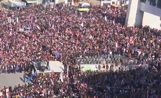 دعوات لتظاهرات عراقية حاشدة رفضا للإملاءات الإيرانية