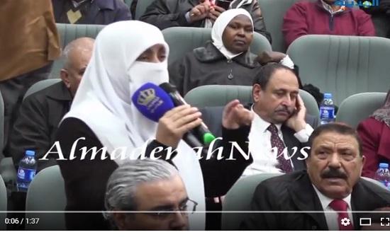 بالفيديو : شاهد ماذا علقت النائب هدى العتوم عن نقل السفارة الأمريكية الى القدس