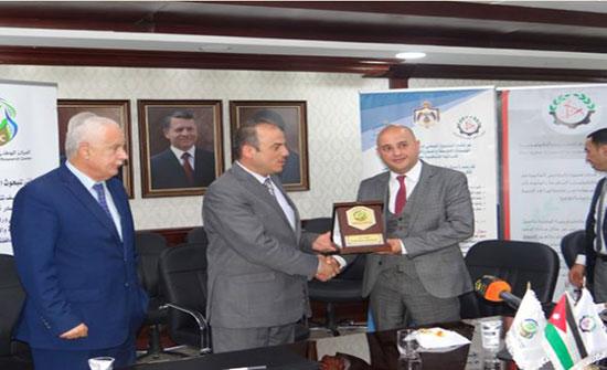 اتفاقية لاعتماد مركز البحوث الزراعية دولياً في مجال فحص البذور