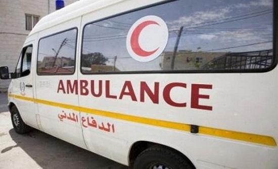 58 إصابة في132 حادثا خلال ال24 ساعة
