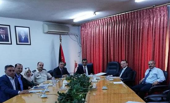 لجنة متابعة المركبات الحكومية تعقد أولى اجتماعاتها