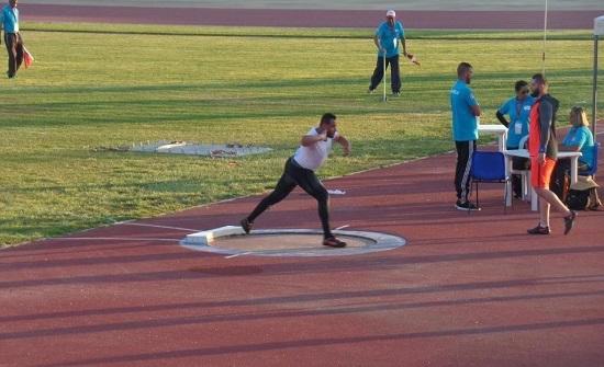 منتخب العاب القوى الباراولمبي ينهي مشاركته ببطولة تونس