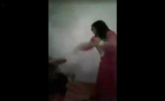 زوجة متوحشة تقتل زوجها بضربة قاضية في منطقة حساسة