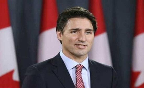 بالفيديو: وجه رئيس وزراء كندا يتغيّر تماما بسقوط حاجبه الاصطناعي