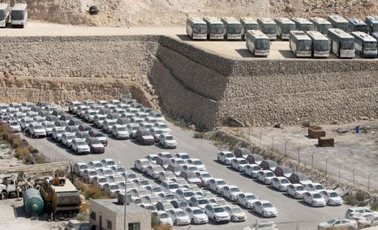 15 بالمئة نمو اعادة تصدير المركبات لنهاية تموز