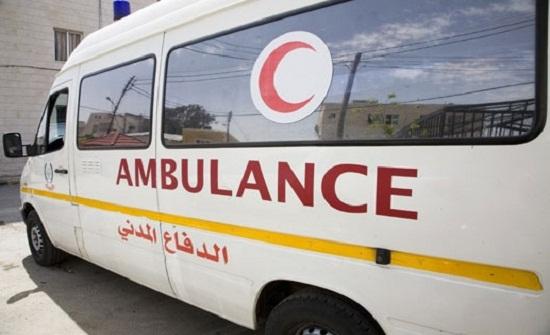 110 إصابة في 177 حادثا خلال الـ 24 ساعة
