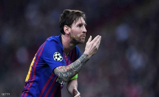 """""""بند قاتل"""" في عقد ميسي يمكّنه من مغادرة برشلونة مجانا"""