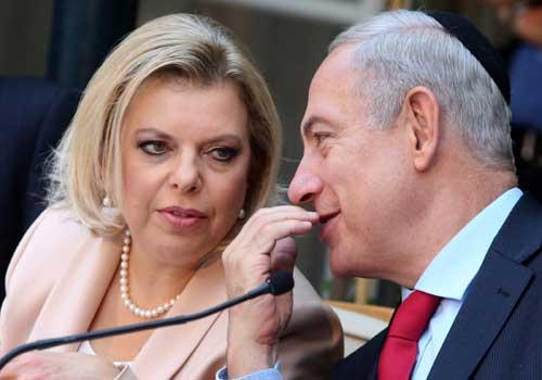 """الشرطة الإسرائيلية تحقق مع عقيلة """"نتنياهو"""" بتهمة إساءة استخدام أموال عامة"""