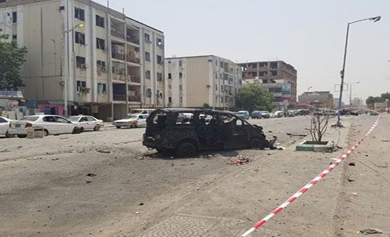 مقتل 19 جنديا في هجوم على معسكر في محافظة أبين اليمنية