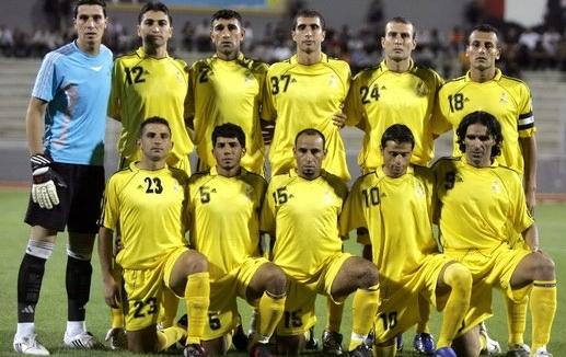 استقالة المدرب العراقي لحراس مرمى فريق الحسين اربد