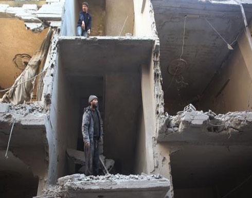سياسة الأرض المحروقة تُقرّب النظام السوري من سراقب