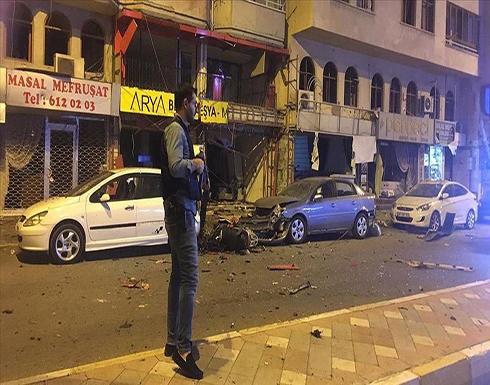 انفجار وسط إسكندرون جنوبي تركيا