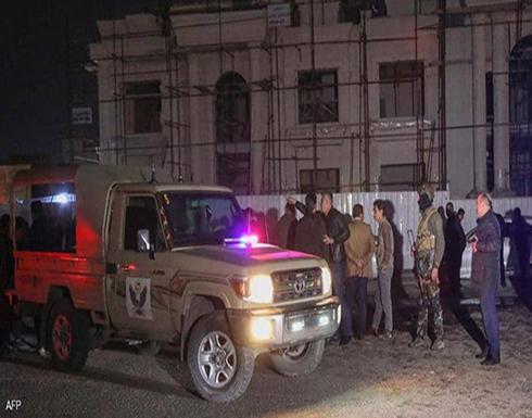 ميليشيا موالية لإيران تتبنى هجوم مطار أربيل