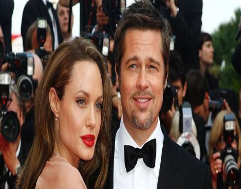 """براد بيت يصطحب شبيهة أنجلينا جولي في عطلة """"سرية"""" إلى فرنسا (صور)"""