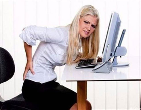 نصائح للحفاظ على صحة الظهر أثناء العمل