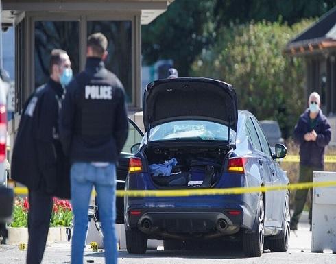 """السلطات الأمريكية : منفذ الهجوم في محيط الكونغرس يدعى """"نوح غرين"""""""