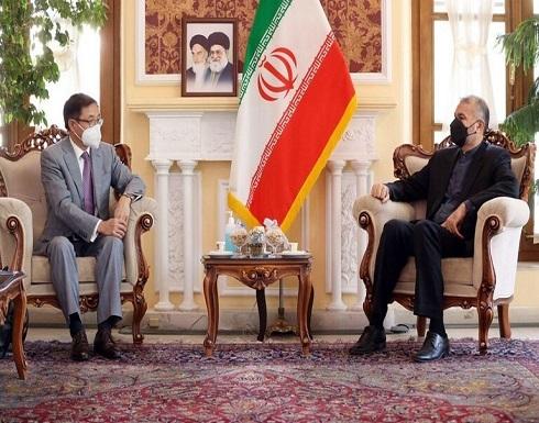 إيران والصين تشددان على ضرورة خلو أفغانستان من المجموعات الإرهابية