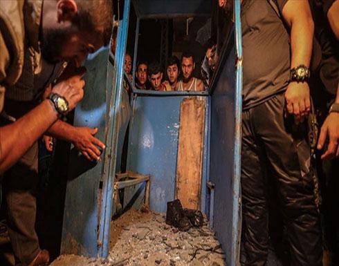 انتحاريان نفذا هجومي الثلاثاء غربي مدينة غزة (وزارة الداخلية)