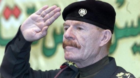 العراق: عزة الدوري يُشيد بترامب ويتنصل من قصف حلبجة بالكيماوي في 1988