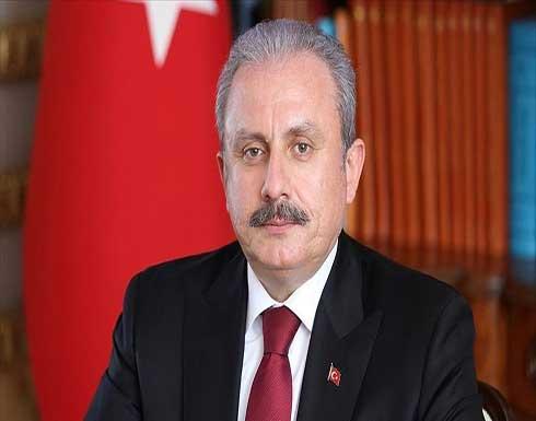 """تركيا : ادعاءات البرلمان الأوروبي بحقنا """"عارية عن الصحة"""""""