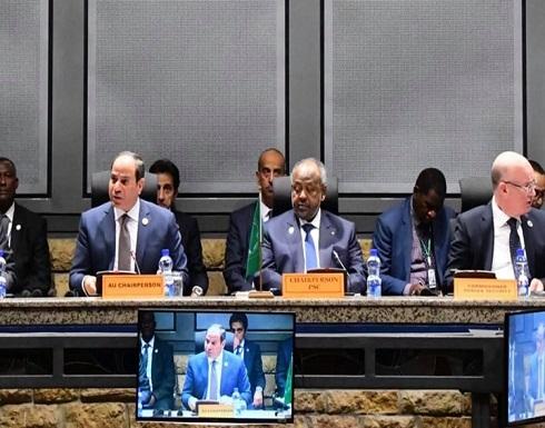 هل تطبق دعوة السيسي بإنشاء قوة أفريقية؟