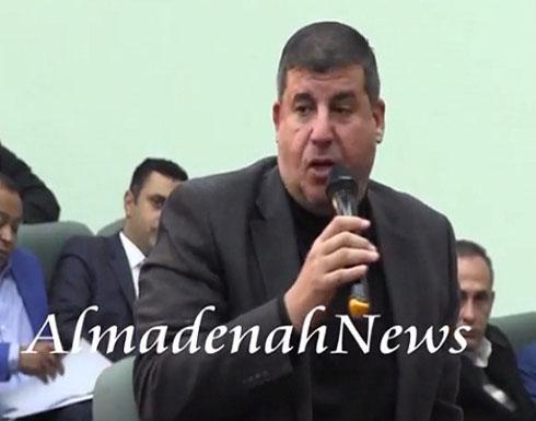 بالفيديو .. عضو مجلس النواب الاردني السعود : مزقوا اتفاقية العار وبياناتكم ما تطعمنا خبز