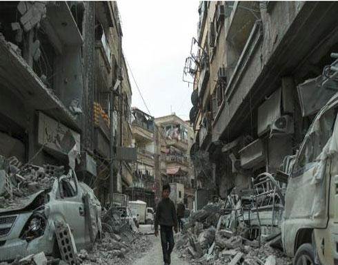 النظام السوري يواصل قصف الغوطة الشرقية... ومحاولات مستمرة لشطرها نصفين