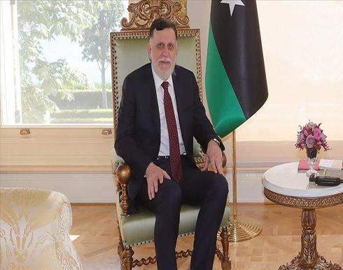 السراج يؤكد أهمية وجود دستور دائم لليبيا