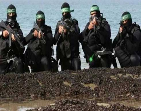 جيش الاحتلال: حمـ.ـاس حاولت استهداف منصة الغاز وبحوزتها غواصات مستقلة