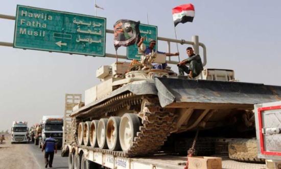 تفاصيل خطة العملية العسكرية المرتقبة لتحرير الموصل من تنظيم الدولة