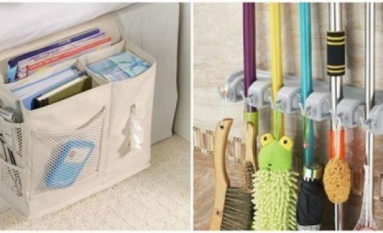 10 أدوات تجعل منزلك أكثر تنظيما دون جهد