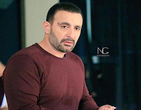 أحمد السقا في كواليس فيلم تامر حسني الجديد