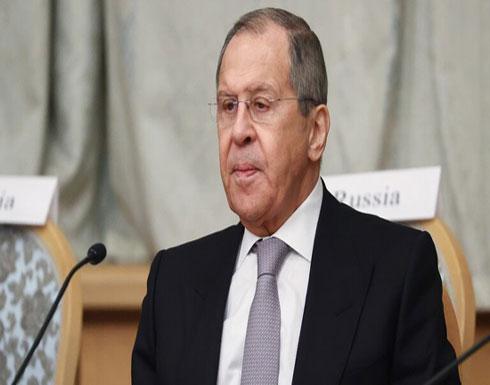 لافروف: روسيا جاهزة للتطور الصعب للعلاقات الروسية الأمريكية
