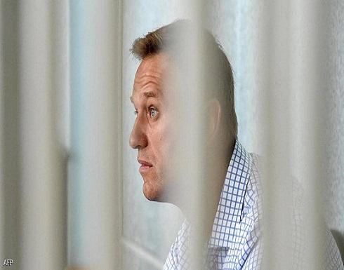 نقل نافالني إلى المستشفى بعد إضرابه عن الطعام لـ3 أسابيع