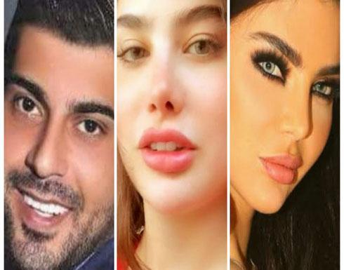 بعد اتهامهما باختطاف إنجي خوري.. توقيف الفنانة اللبنانية قمر واختفاء آدم