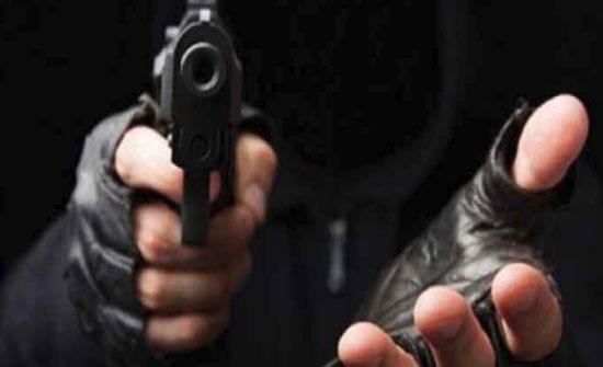 محاولة سطو مسلح على بنك في منطقة المدينة الرياضية ..وضبط الفاعل