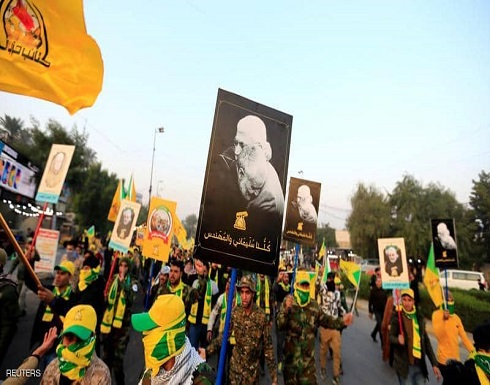 بدء تشييع سليماني والمهندس في بغداد