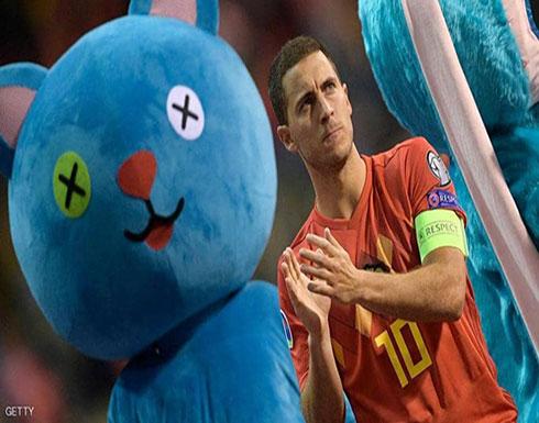 هازارد أفضل من رونالدو.. كيف يفعلها ريال مدريد يوم الخميس؟