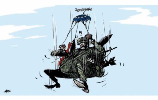 المظلة الاوروبية وايران