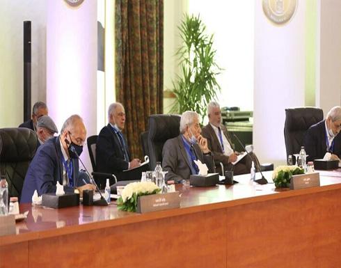 انطلاق أعمال الحوار الوطني الفلسطيني في القاهرة برعاية السيسي