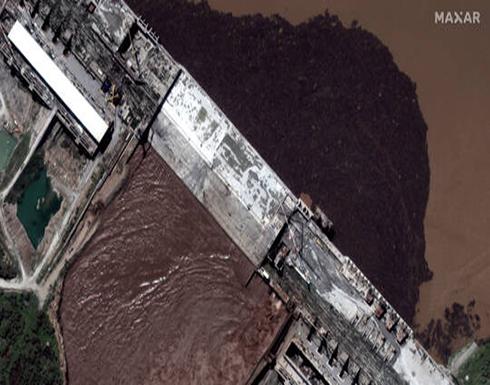 """وزير الري الإثيوبي يؤكد صحة الصور المنتشرة حول ملء """"سد النهضة"""""""