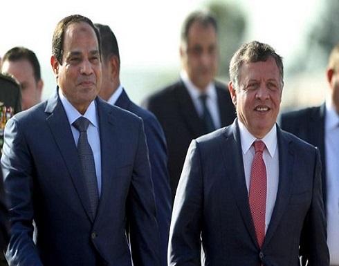 رسالة للملك من الرئيس السيسي ينقلها وزير الخارجية المصري