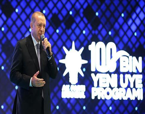 أردوغان لماكرون: اعتبر من التاريخ ولا تعط تركيا دروسا في الإنسانية