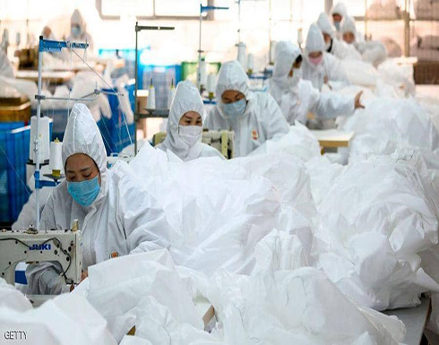 """كورونا يدفع التصنيع الصيني إلى """"تراجع تاريخي"""""""