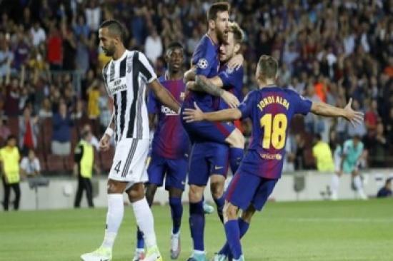 بالفيديو: برشلونة يضرب يوفنتوس بثلاثية في افتتاحية دوري أبطال أوروبا