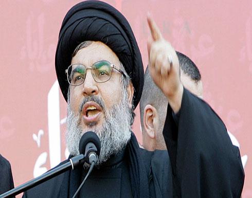 نصر الله: لدي معلومات أن هناك جهات خارجية وداخلية تدفع لبنان باتجاه حرب أهلية