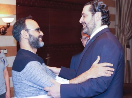 """زياد عيتاني بعد خروجه من السجن: """"ما في حدا انظلم بالبلد قدي""""… فيديو"""