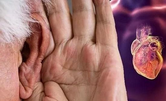 شكل شحمة الأذن علامة تحذير رئيسية للإصابة بأمراض القلب