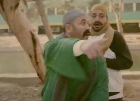 بالفيديو - هشام عباس وحميد الشاعري في موقف كوميدي يشعل مواقع التواصل