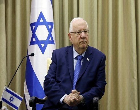 رئيس الاحتلال يبكي في الكنيست ويتحدث عن الانقسامات